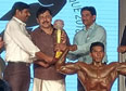 S.Nandhakumar, PD RGCE, Coach for Anna University Weight Lifting & Best Physique Competition