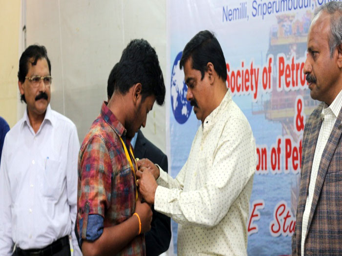 PE SPE  Association – Guest Lecture and Magazine Release Function, on 14 Mar 2019