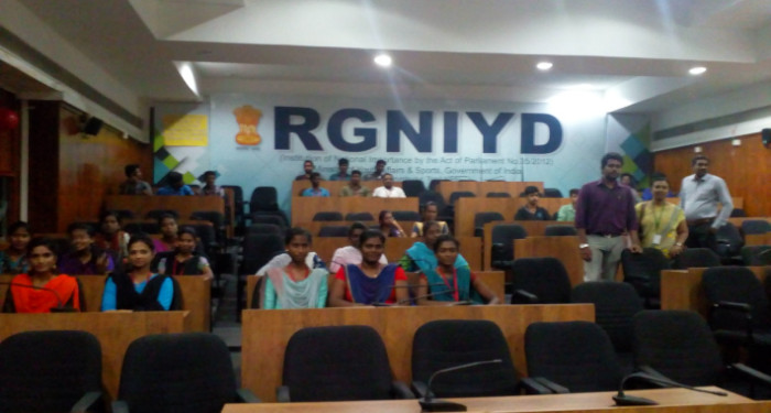 Seminar on 'Social Entrepreneurs For Social Change' organized  by Dept of CSE and BME, RGNIYD on 21 Aug 2018
