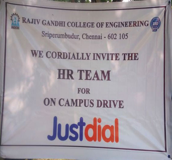 Campus Drive by Justdial, on 29 Aug 2019